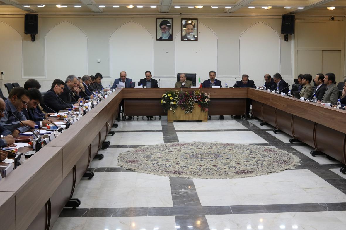 بيست و چهارمين نشست ستاد راهبري اقتصاد مقاومتي استان