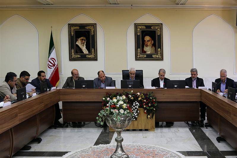 بودجه سال 1397 استان اصفهان در جلسه شوراي برنامهريزي مطرح شد