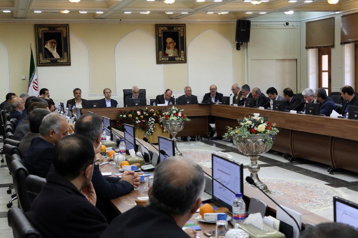 يكصدو هفتاد و هشتمين جلسه شوراي برنامه ريزي و توسعه استان